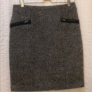 Forever 21 Contemporary tweed skirt